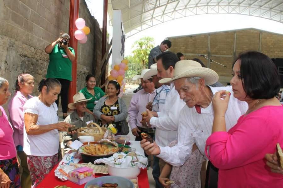 Degusta los platillos típicos de Arroyo Seco