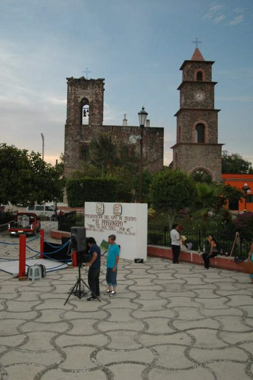 Templo de Nuestra Señora de Guadalupe en Arroyo Seco, Querétaro