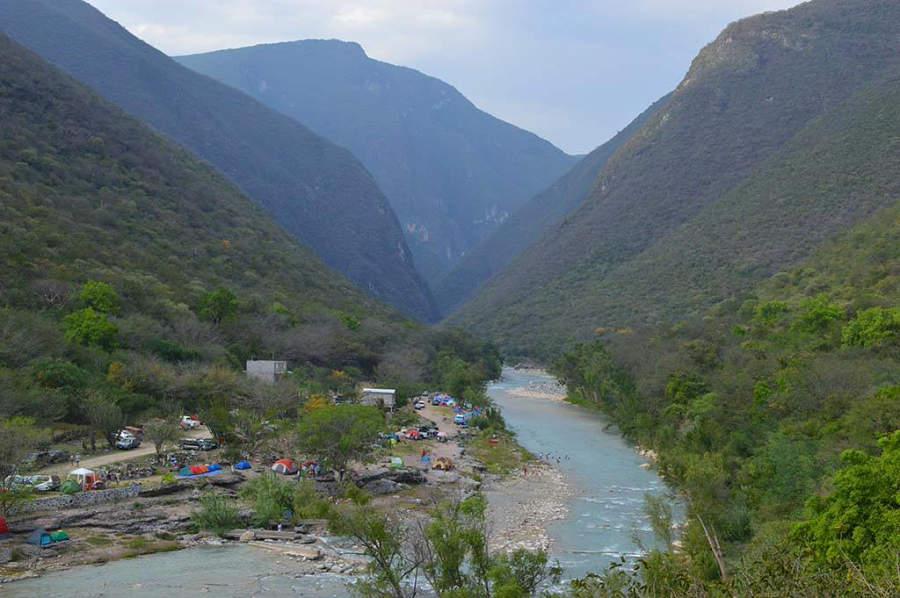 En Arroyo Seco hay varios ríos para disfrutar de la naturaleza