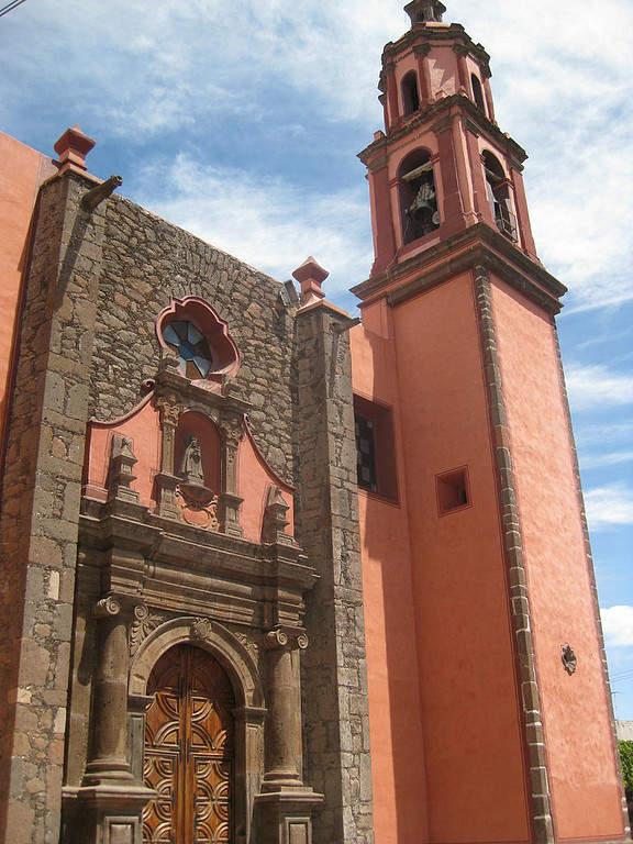 Conoce la Capilla de la Concepción en San Juan del Río