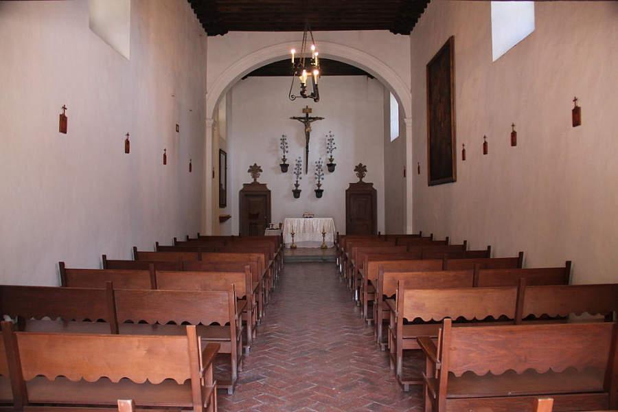 San Juan del Río cuenta con varias edificaciones religiosas