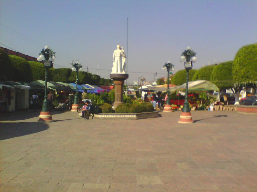 Jardín de la Familia en San Juan del Río