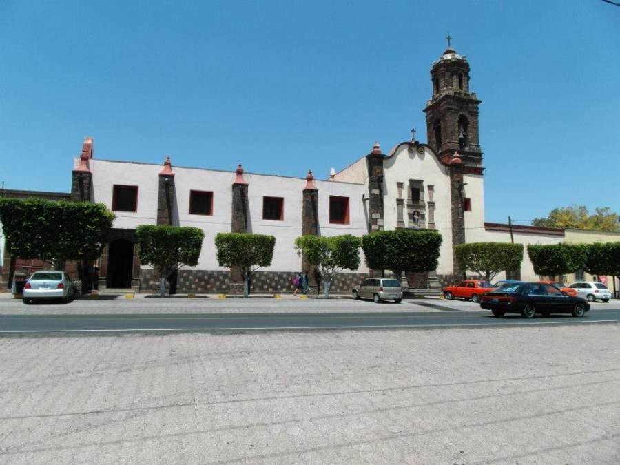 Iglesia de Jesusito de la Porteria en San Juan del Río