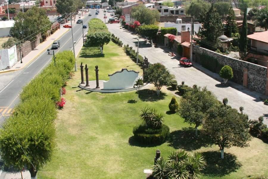 En San Juan del Río podrás encontrar diversos parques y áreas verdes
