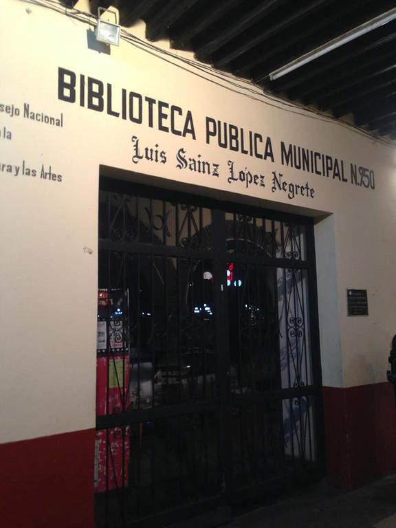 Biblioteca Pública de la ciudad de Córdoba