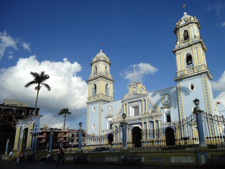 La Catedral de la Inmaculada Concepción tiene las torres más altas de Veracruz