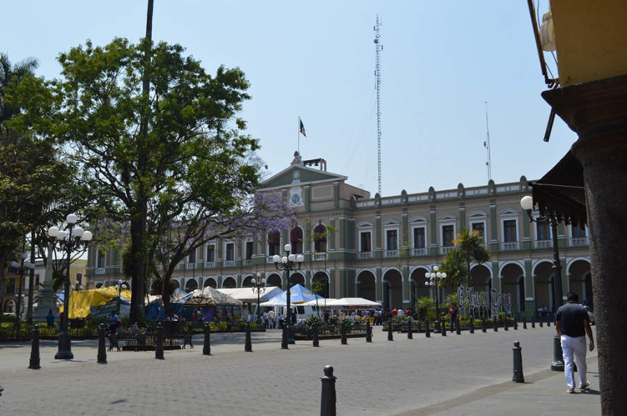 El Palacio Municipal de Córdoba tiene influencia florentina