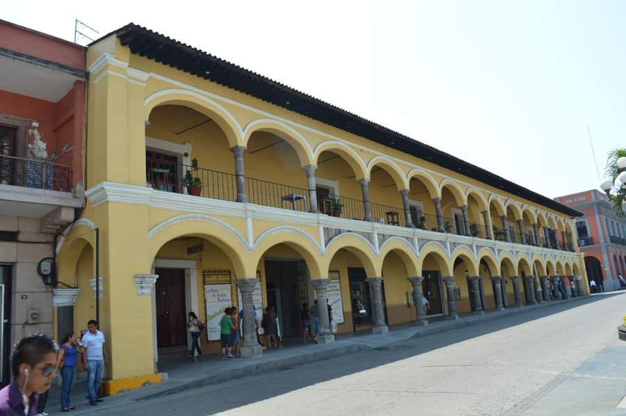 Portales típicos de la ciudad de Córdoba