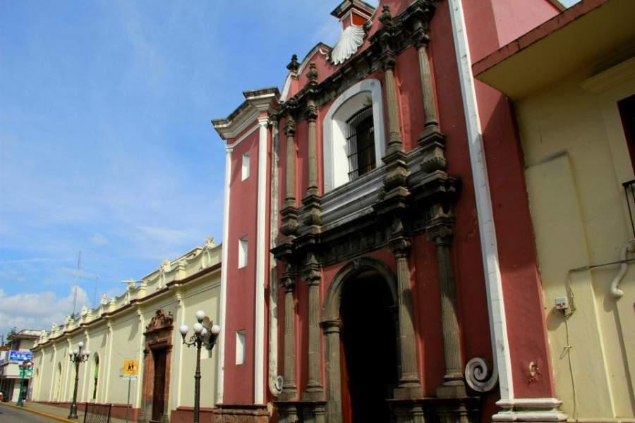 Ex Convento de Santa Rosa, una construcción de finales del siglo XVII