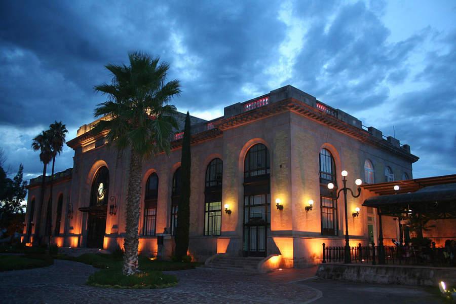 Estación de Ferrocarril en Durango