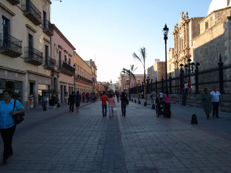 El corredor turístico Constitución forma parte del centro histórico