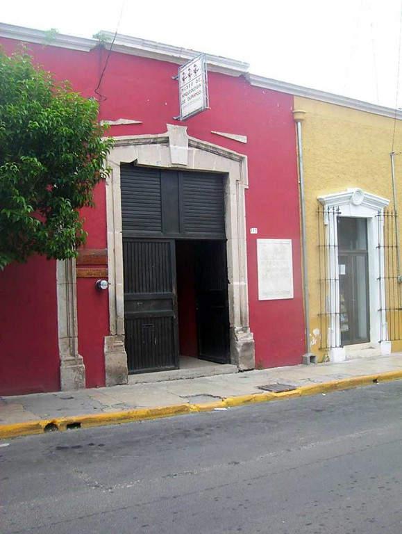 Museo de Arqueología Salvador Barrera Rodríguez