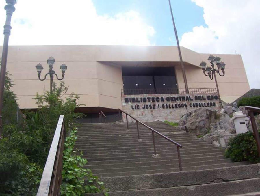 Biblioteca Pública y Museo del Libro de Durango