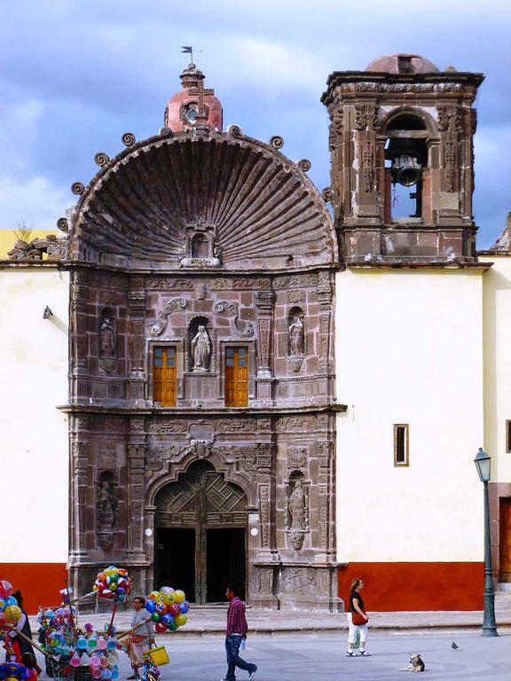 Templo de Nuestra Señora de la Salud en San Miguel de Allende