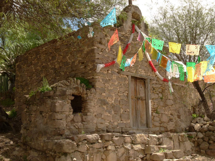 Capilla de San Antonio en San Miguel de Allende
