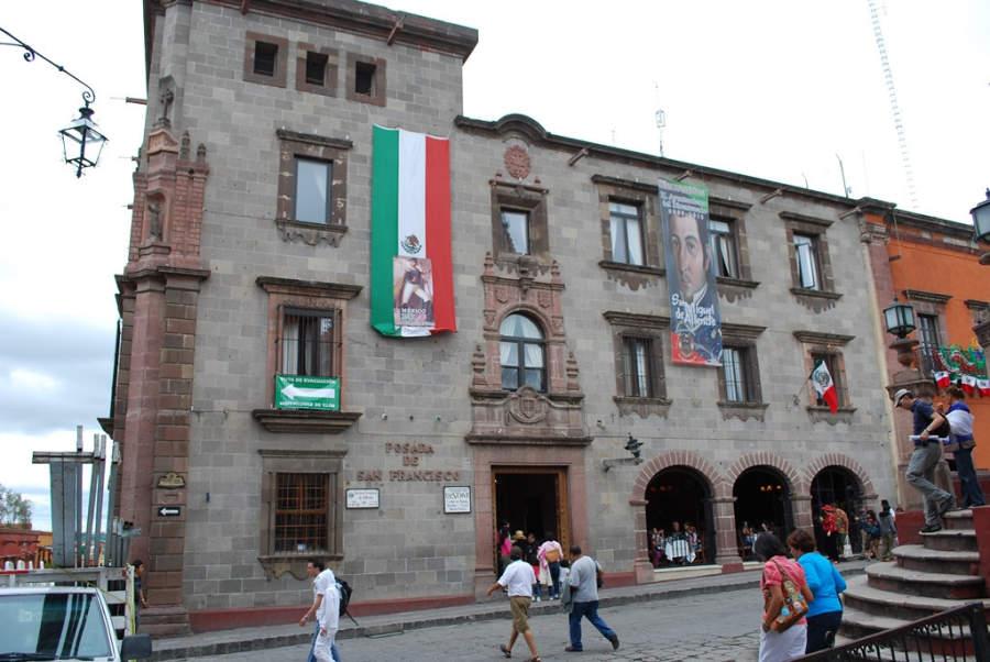 Posada San Francisco en San Miguel de Allende