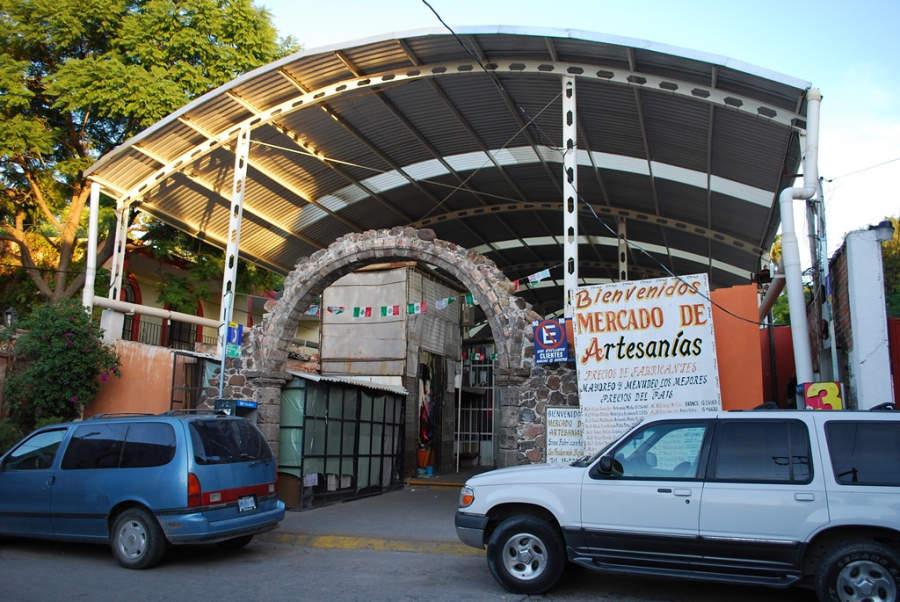 Mercado de Artesanías en San Miguel de Allende