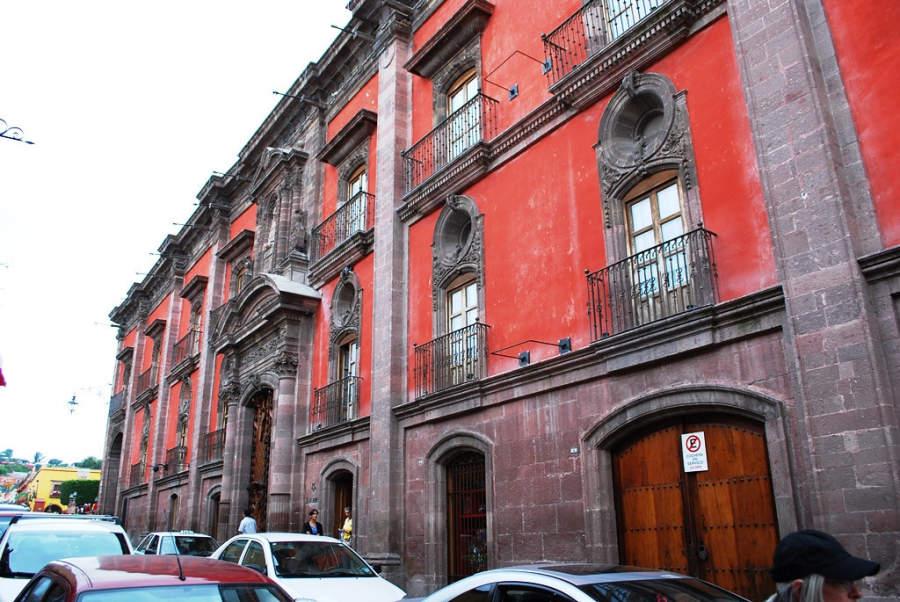 Casa de los Condes de la Canal en San Miguel de Allende