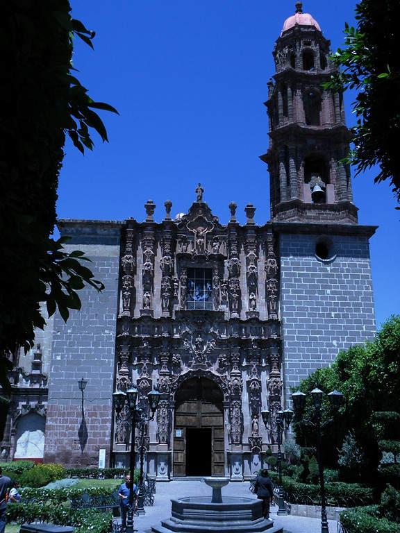 Parroquia de San Antonio de Padúa en San Miguel de Allende