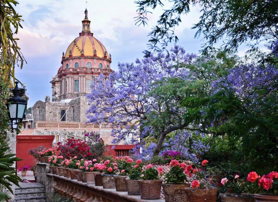 Templo de la Inmaculada Concepción, mejor conocido como Las Monjas