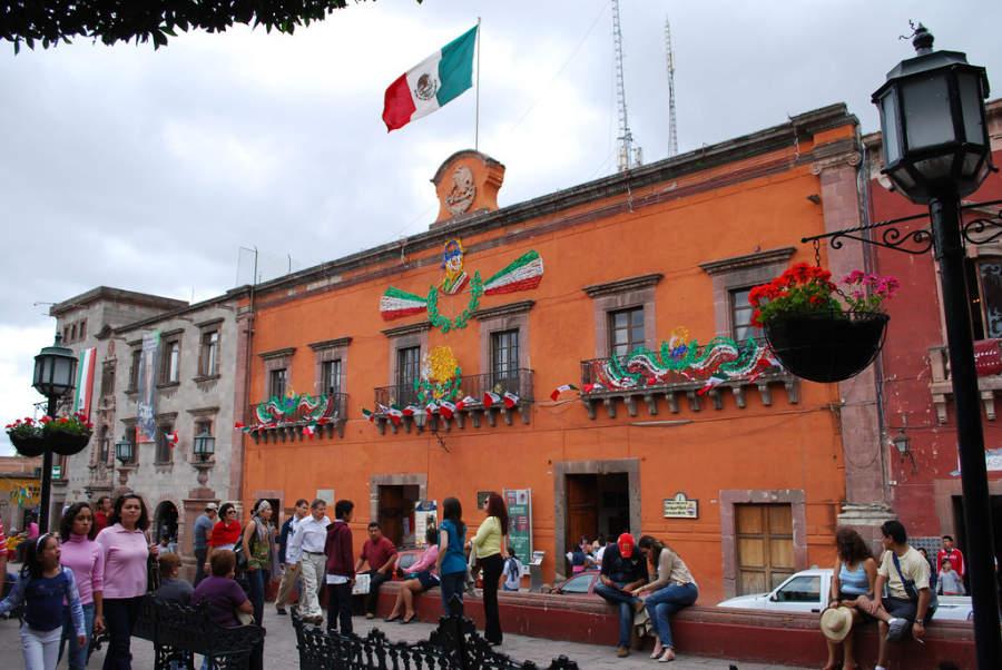 Palacio Municipal de San Miguel de Allende