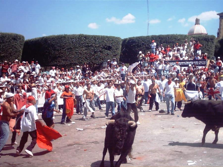 Sanmiguelada en San Miguel de Allende