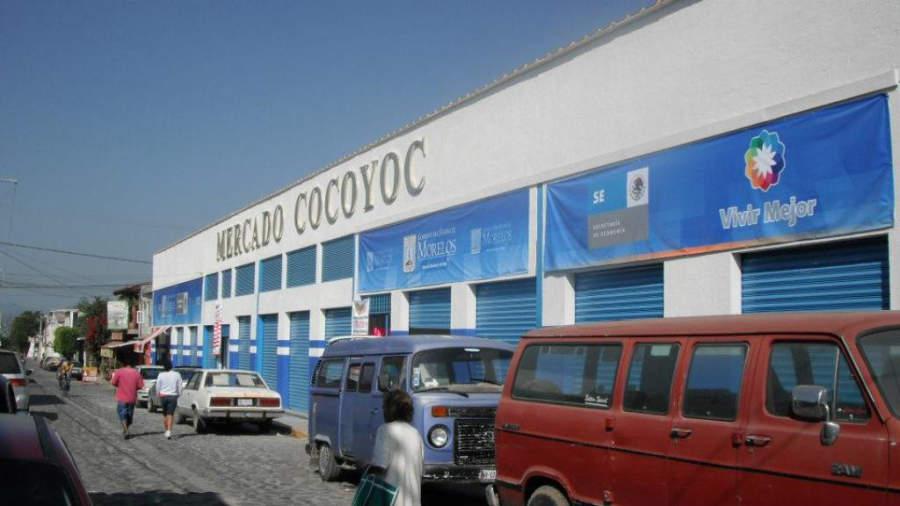 Mercado de Cocoyoc, Morelos
