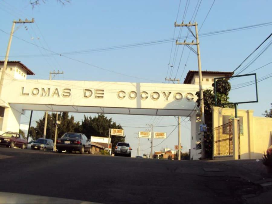 Zona residencial Lomas de Cocoyoc