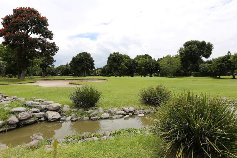 Cocoyoc tiene campos de golf