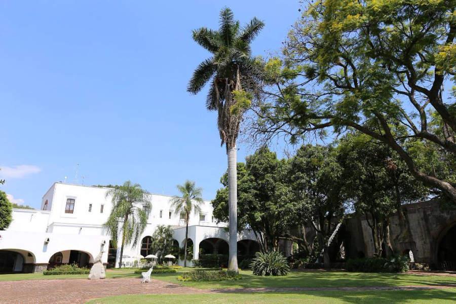 Hacienda Cocoyoc es un monumento histórico y hotel de lujo
