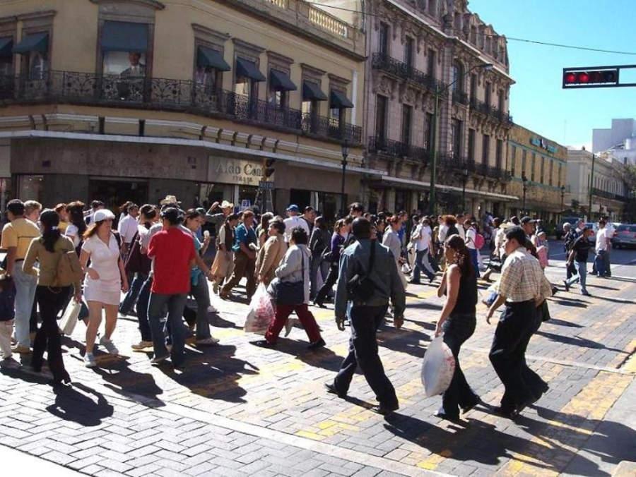 Avenida Juárez es una de las principales vialidades de Guadalajara