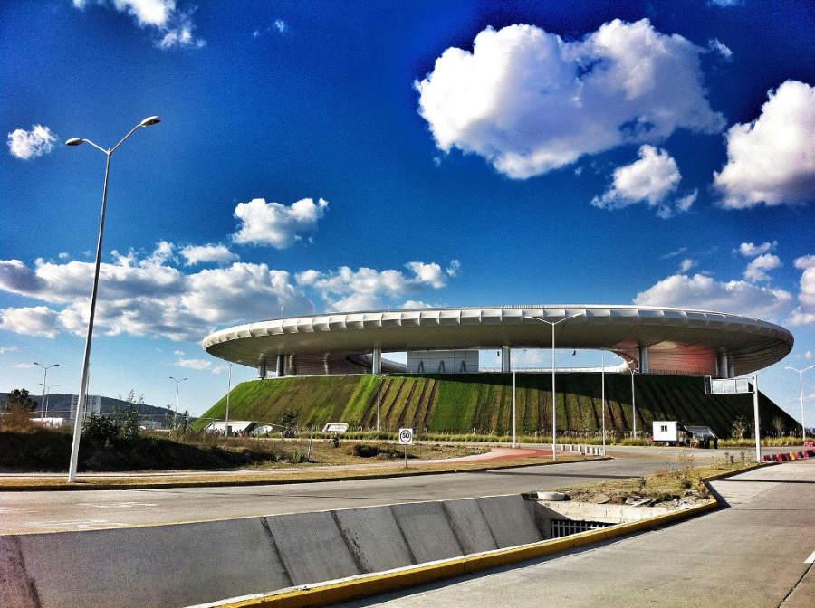 Estadio Omnilife, sede del equipo Chivas