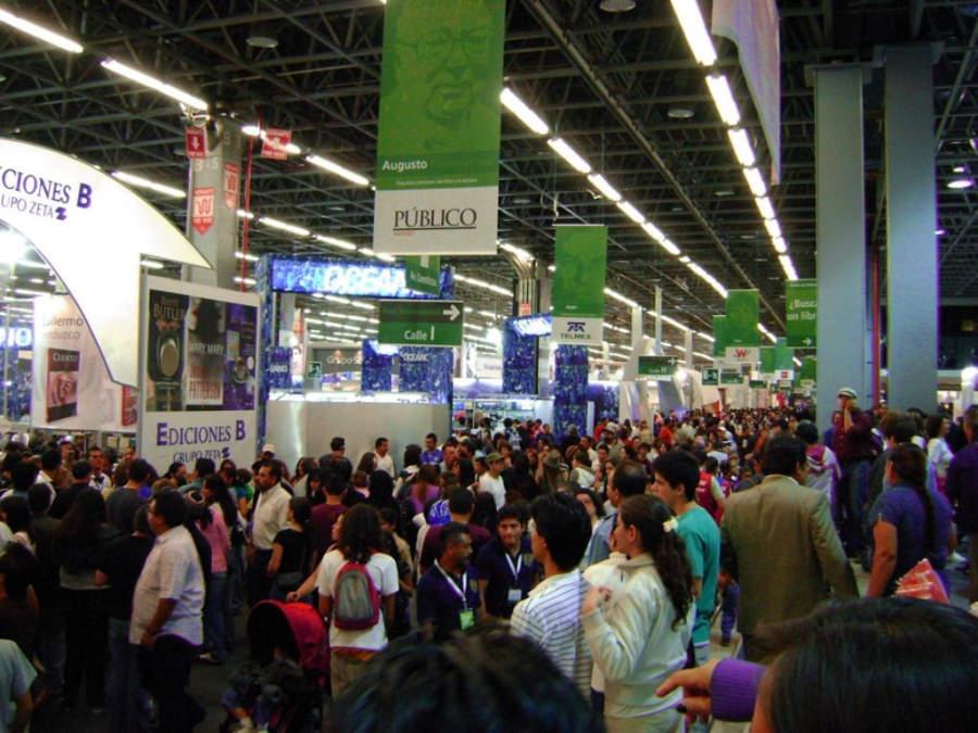 Guadalajara es sede la FIL (Feria Internacional del Libro)