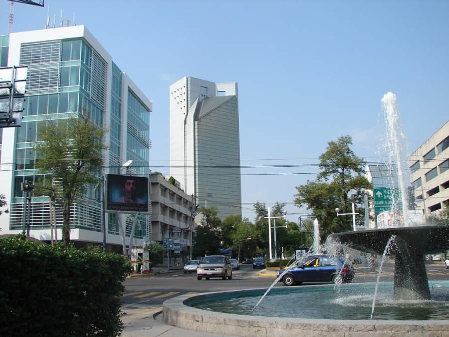 Avenida Chapultepec en Guadalajara