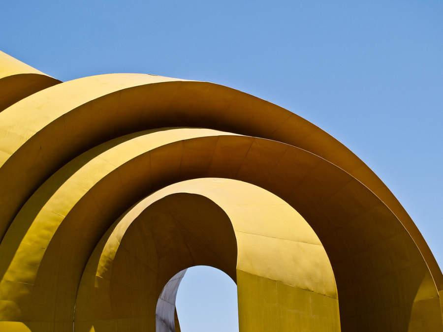 Arcos del Milenio en Guadalajara
