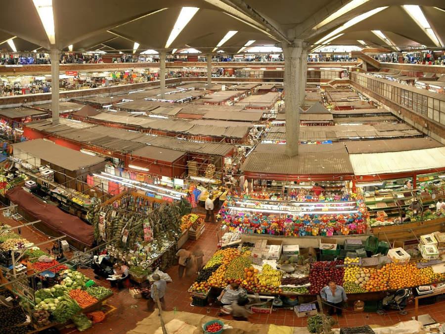 Mercado Libertad o San Juan de Dios en Guadalajara