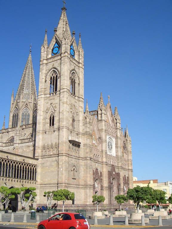 Templo Expiatorio del Santísimo Sacramento de Guadalajara