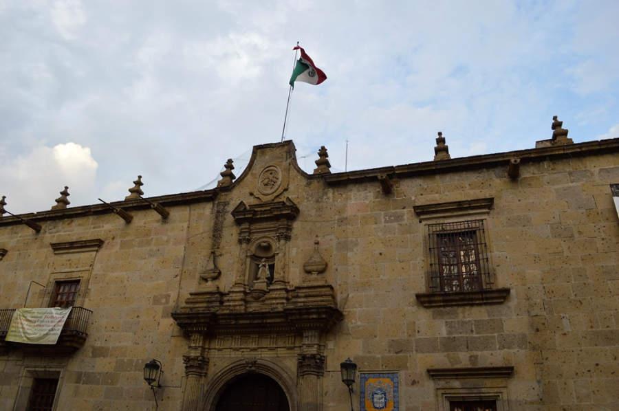 Exterior del Museo Regional de Guadalajara