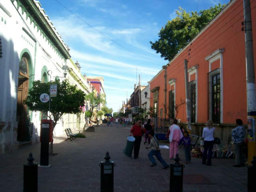 Calles de Tlaquepaque, Jalisco
