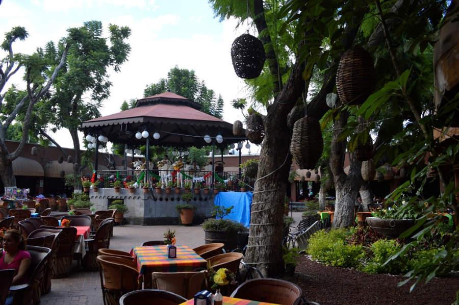 Mercado El Parián en Tlaquepaque