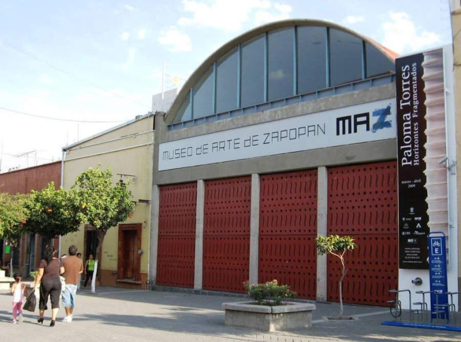 Museo de Arte de Zapopan cerca de Guadalajara