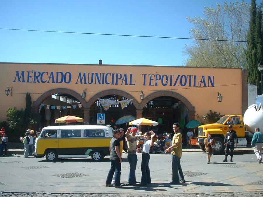 Plaza de las Artesanías