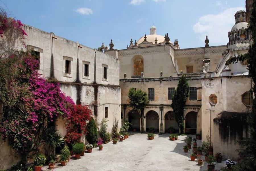 Museo Nacional del Virreinato en Tepotzotlán