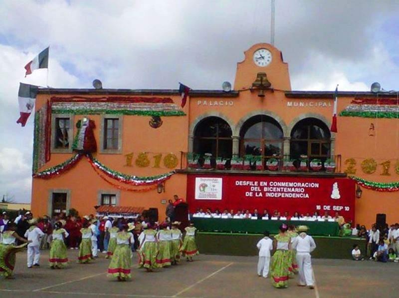 Palacio Municipal de Tepotzotlán