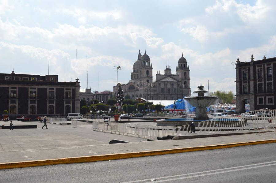 Centro histórico de Toluca de Lerdo