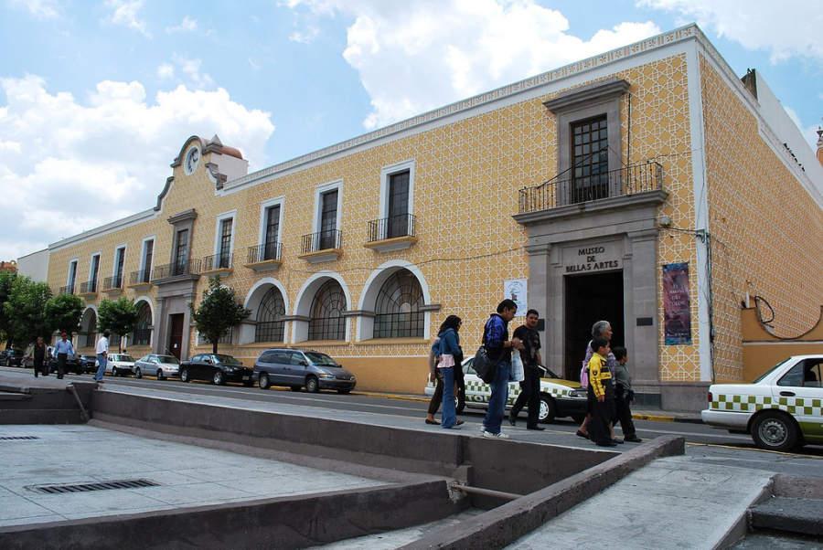 El Museo de Bellas Artes de Toluca era antes el Monasterio del Carmen