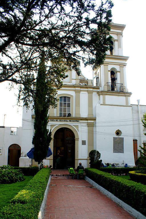 Templo de Santa Clara, Toluca de Lerdo