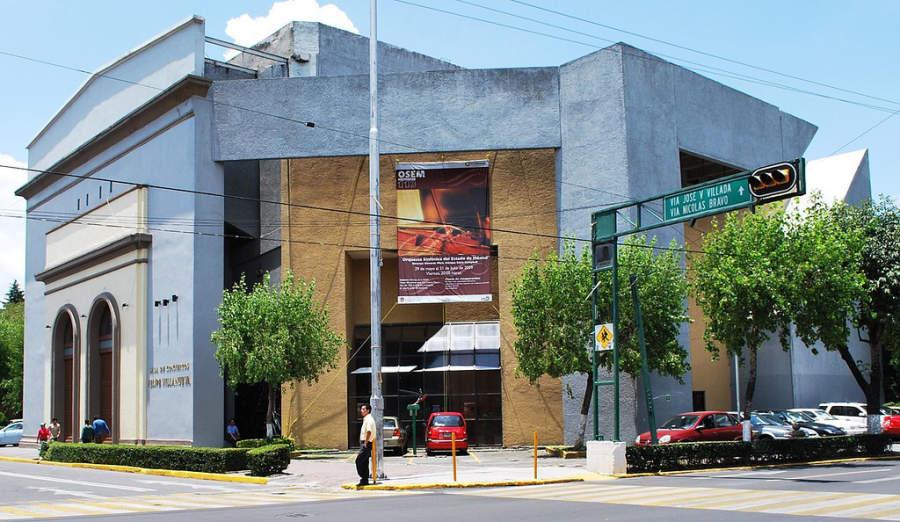 Sala de conciertos Felipe Villanueva, Toluca de Lerdo