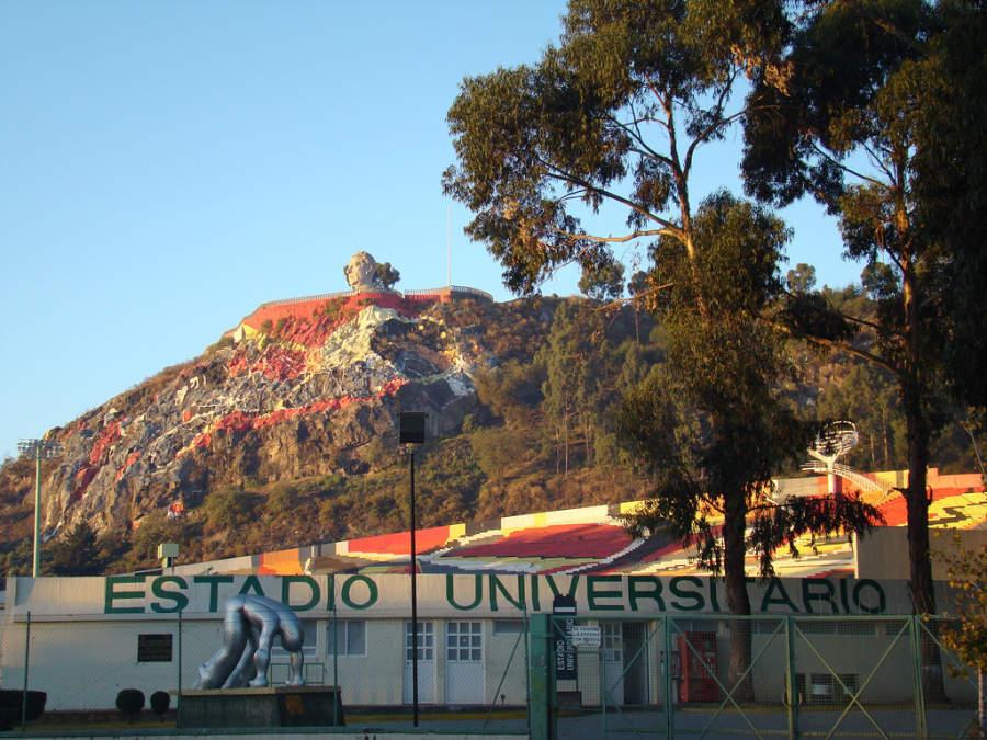 Plaza de San Buenaventura, Ciudad Universitaria, Toluca de Lerdo