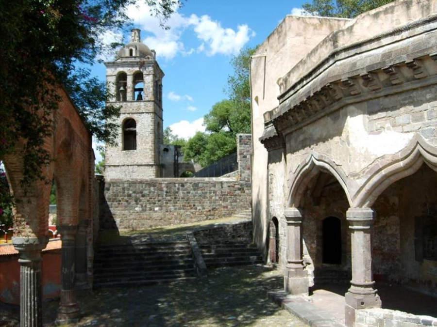 Patio del Ex Convento de San Francisco de Asís
